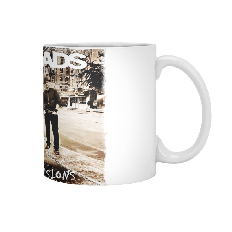 Love & Other Bad Decisions Accessories Mug by THE THREADS NYC's Artist Shop
