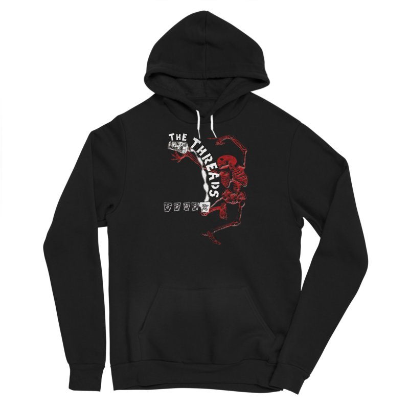 Death By Misadventure Men's Pullover Hoody by THE THREADS NYC's Artist Shop