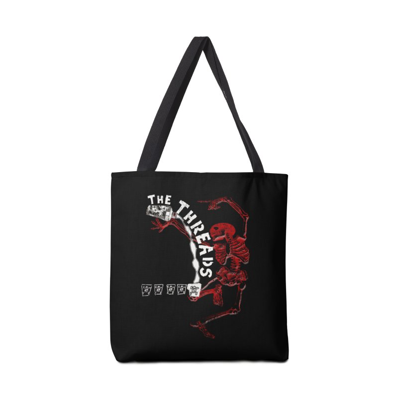 Death By Misadventure Accessories Bag by THE THREADS NYC's Artist Shop