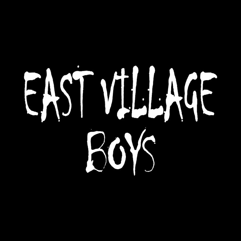 East Village Boys Men's V-Neck by THE THREADS NYC's Artist Shop