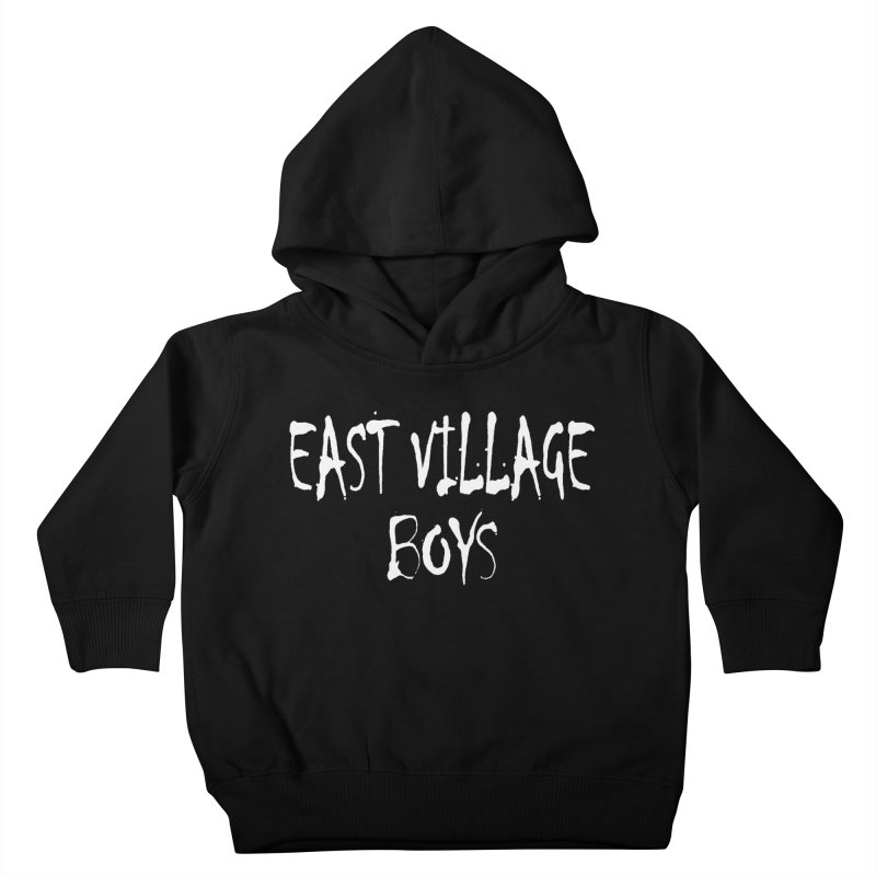 East Village Boys Kids Toddler Pullover Hoody by THE THREADS NYC's Artist Shop