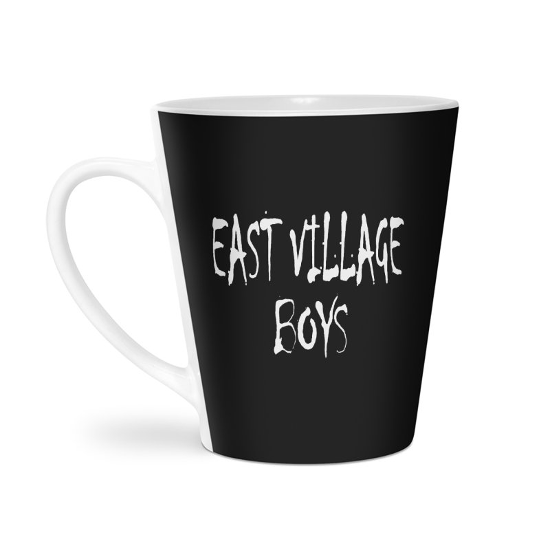 East Village Boys Accessories Mug by THE THREADS NYC's Artist Shop