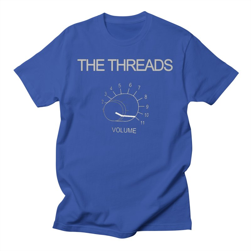 This One Goes to Eleven Men's T-Shirt by THE THREADS NYC's Artist Shop