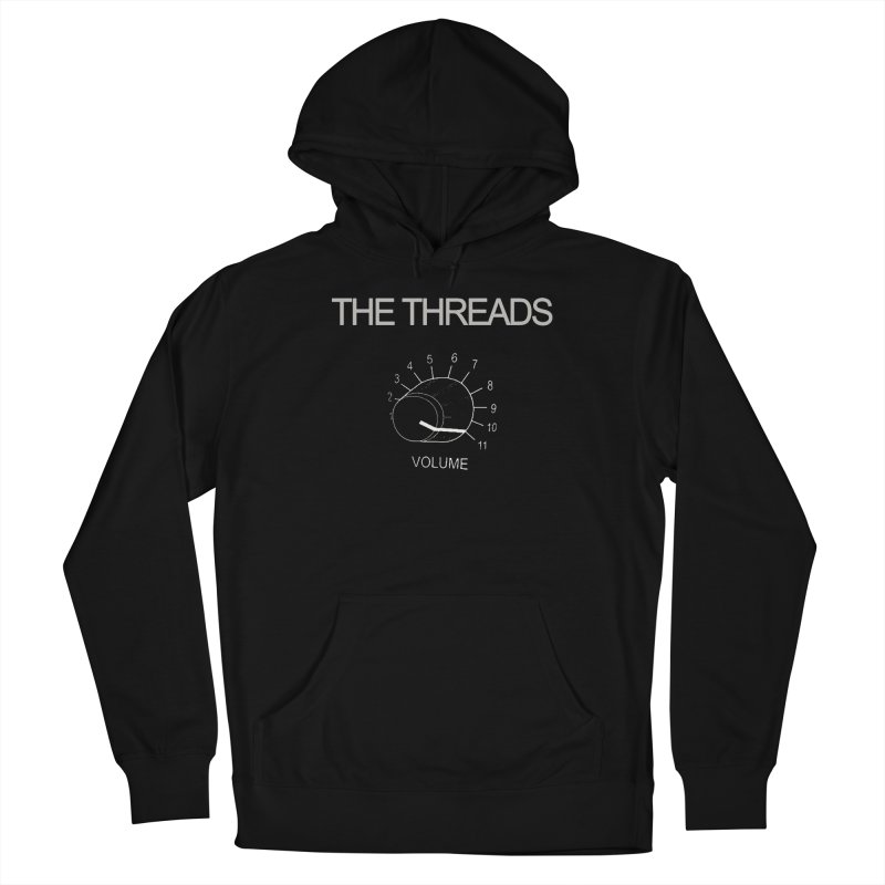 This One Goes to Eleven Men's Pullover Hoody by THE THREADS NYC's Artist Shop