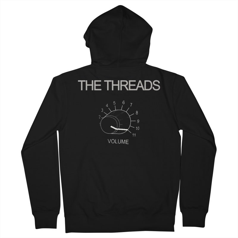 This One Goes to Eleven Men's Zip-Up Hoody by THE THREADS NYC's Artist Shop