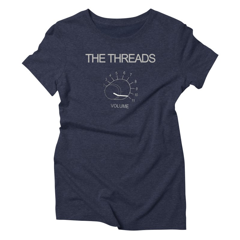 This One Goes to Eleven Women's T-Shirt by THE THREADS NYC's Artist Shop