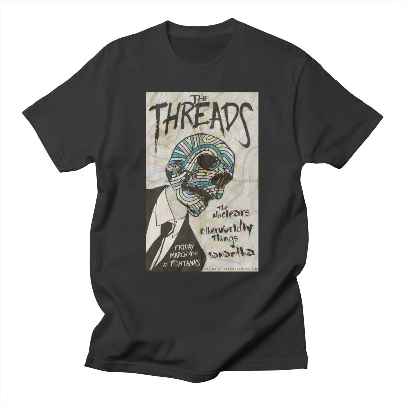 Final Night at Fontana's Men's T-Shirt by THE THREADS NYC's Artist Shop