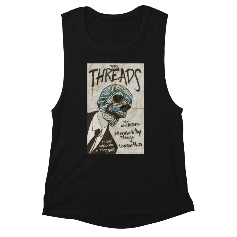 Final Night at Fontana's Women's Tank by THE THREADS NYC's Artist Shop