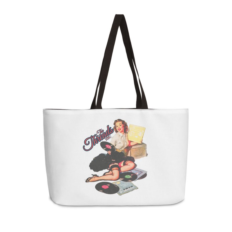 Pinup Girl Accessories Bag by THE THREADS NYC's Artist Shop
