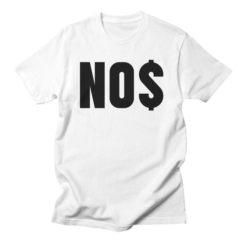NO$ Men's T-Shirt by The top shit -  art shop