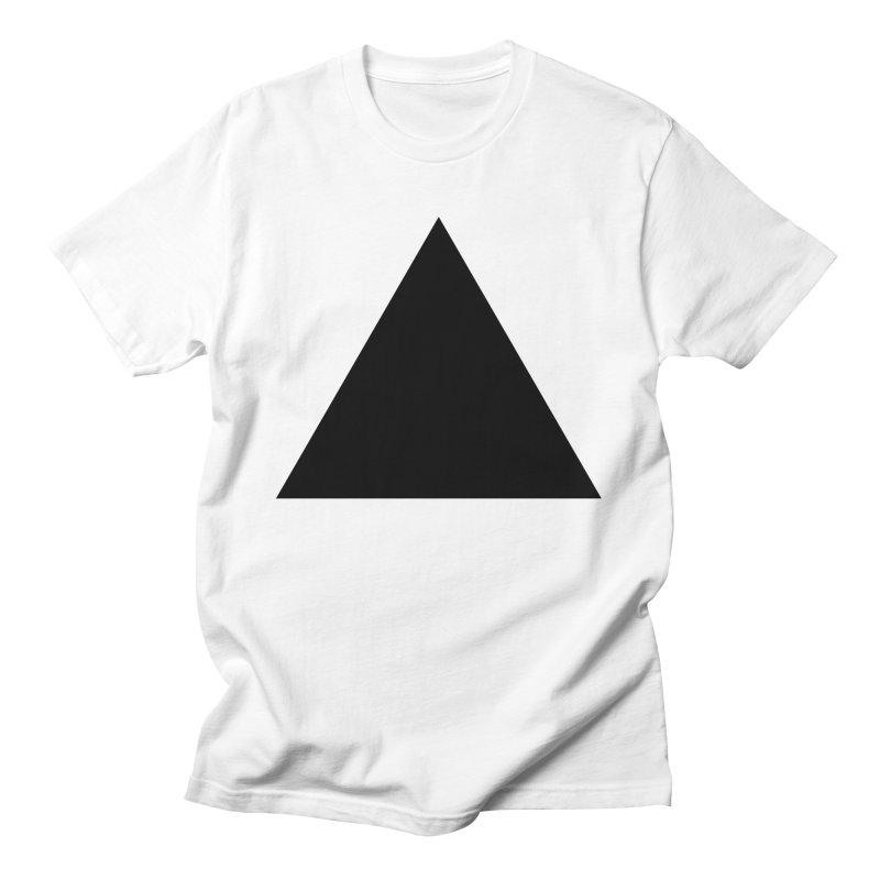 Triangle Men's T-Shirt by The top shit -  art shop