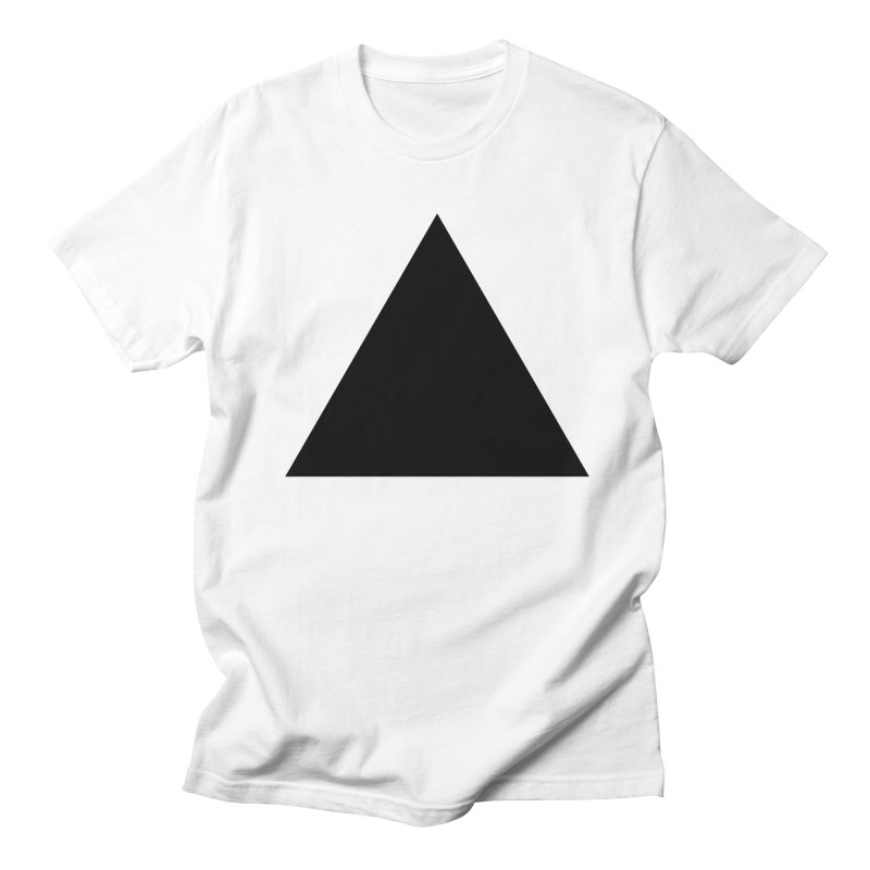 Triangle Men's T-Shirt by The top shit -  art shop