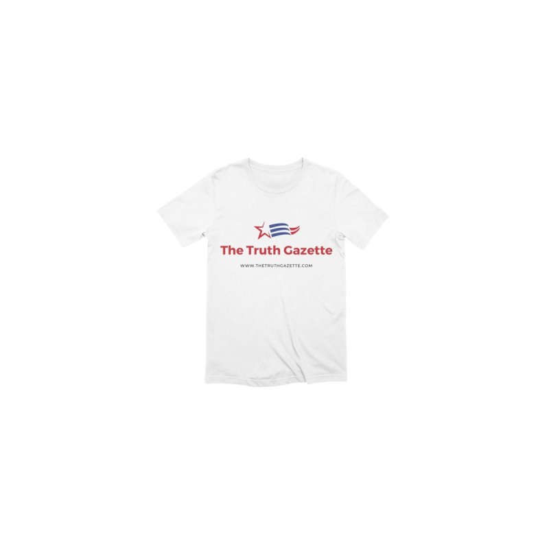 The Truth Gazette T-Shirt by The Truth Gazette's Shop
