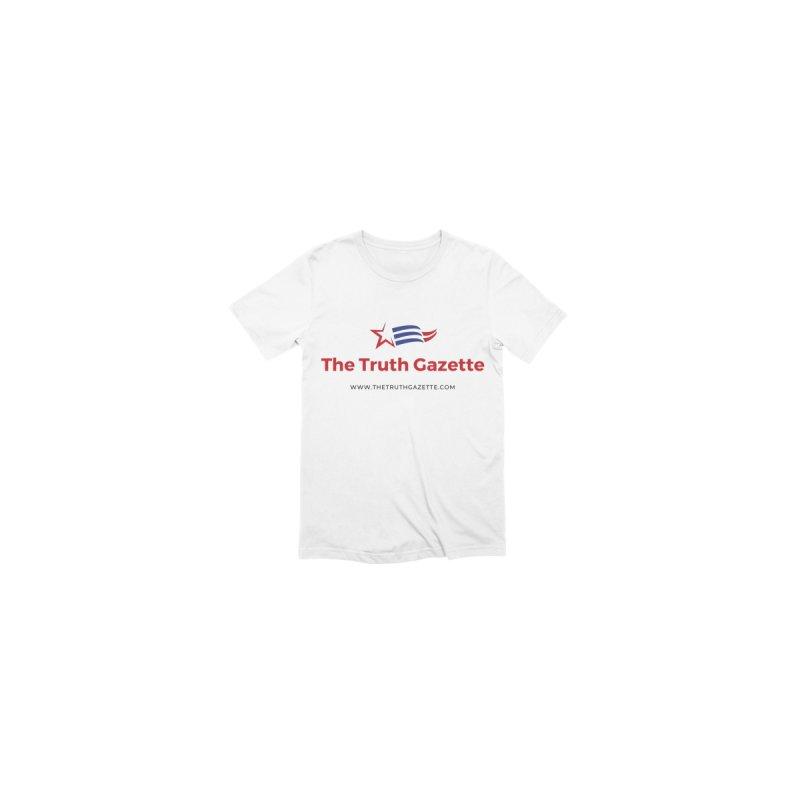 The Truth Gazette T-Shirt Men's T-Shirt by The Truth Gazette's Shop