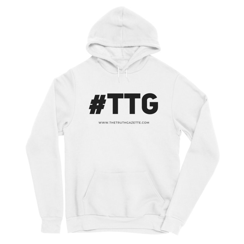 #TTG Pullover Hoodie Men's Pullover Hoody by The Truth Gazette's Shop