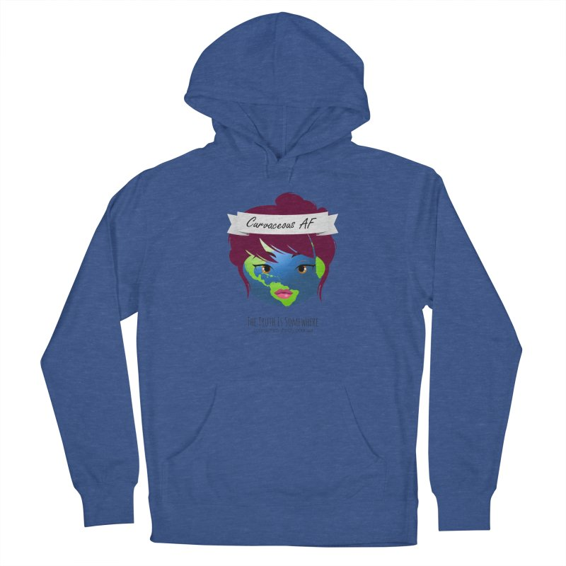 Curvaceous AF Women's Pullover Hoody by The Truth Is Somewhere