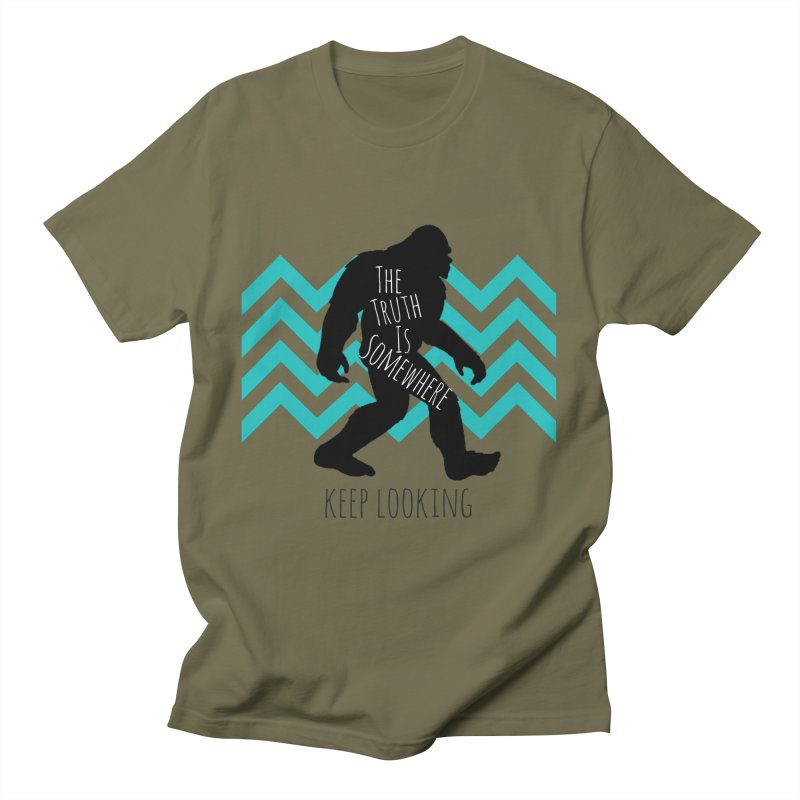 Keep Looking Men's T-Shirt by The Truth Is Somewhere