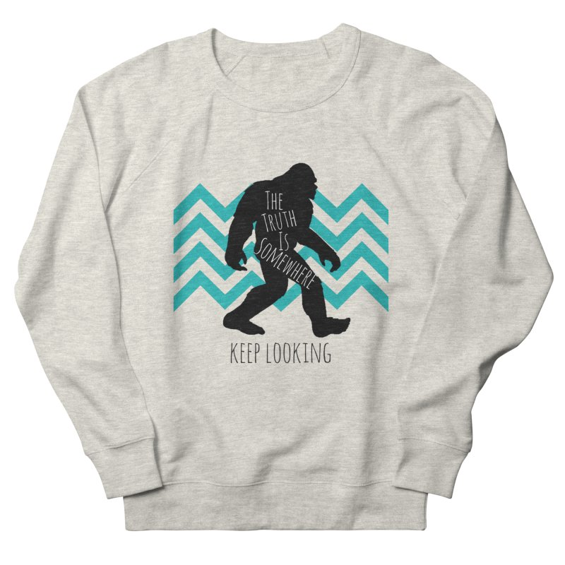 Keep Looking Men's Sweatshirt by The Truth Is Somewhere