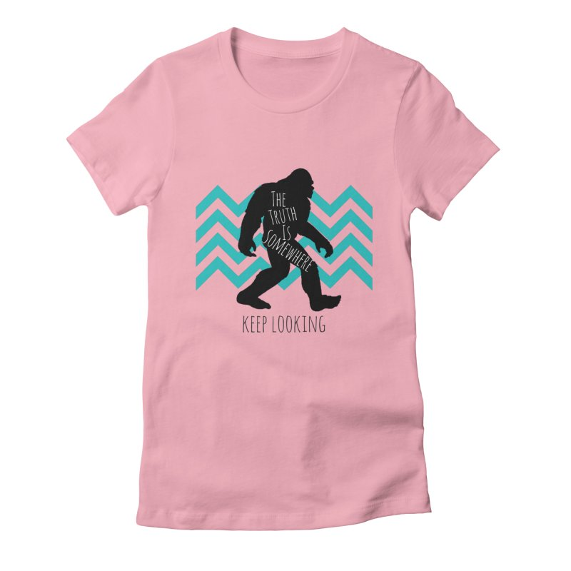 Keep Looking Women's T-Shirt by The Truth Is Somewhere