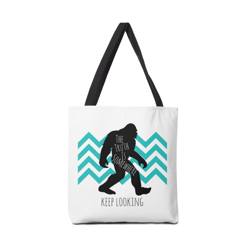 Keep Looking Accessories Tote Bag Bag by The Truth Is Somewhere