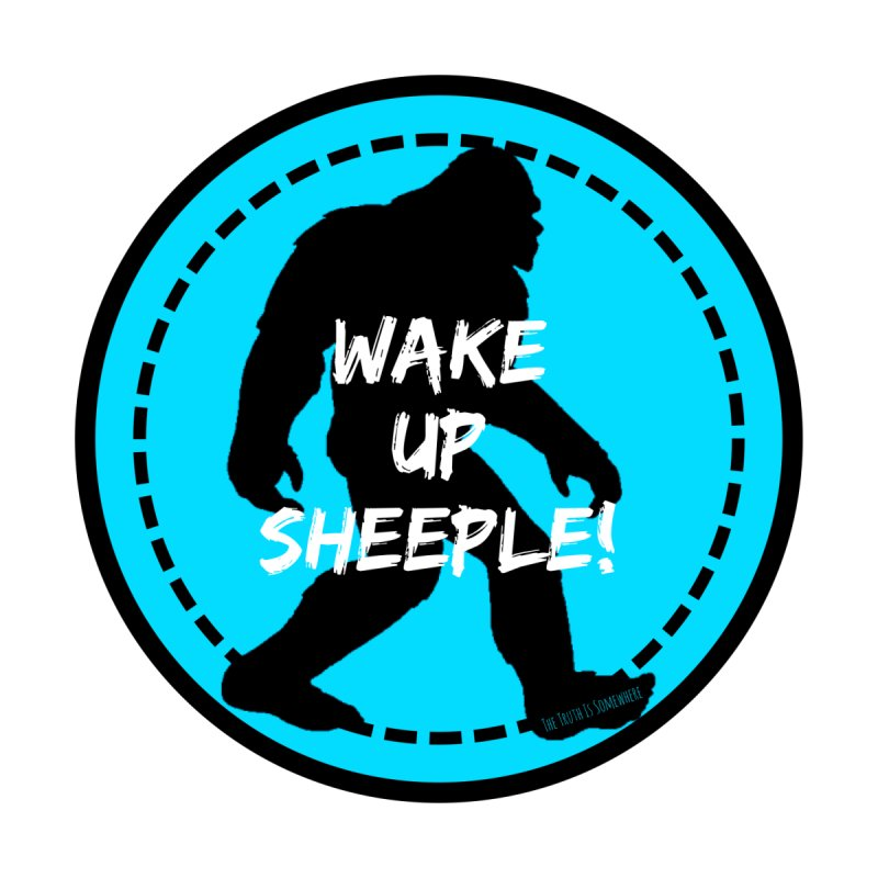 Wake Up Sheeple! Home Blanket by The Truth Is Somewhere