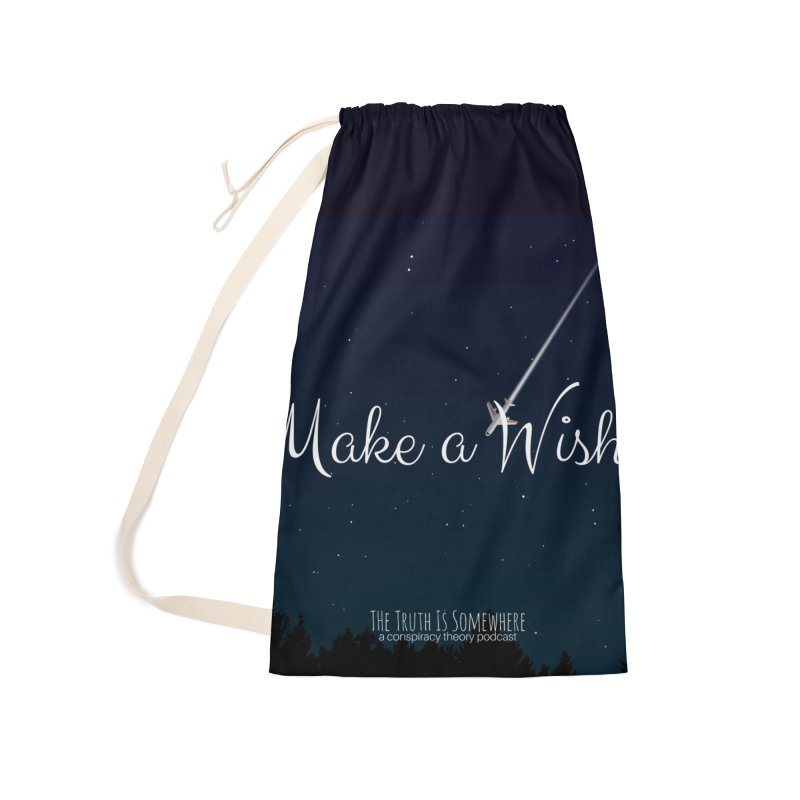 Make a Wish Accessories Bag by The Truth Is Somewhere