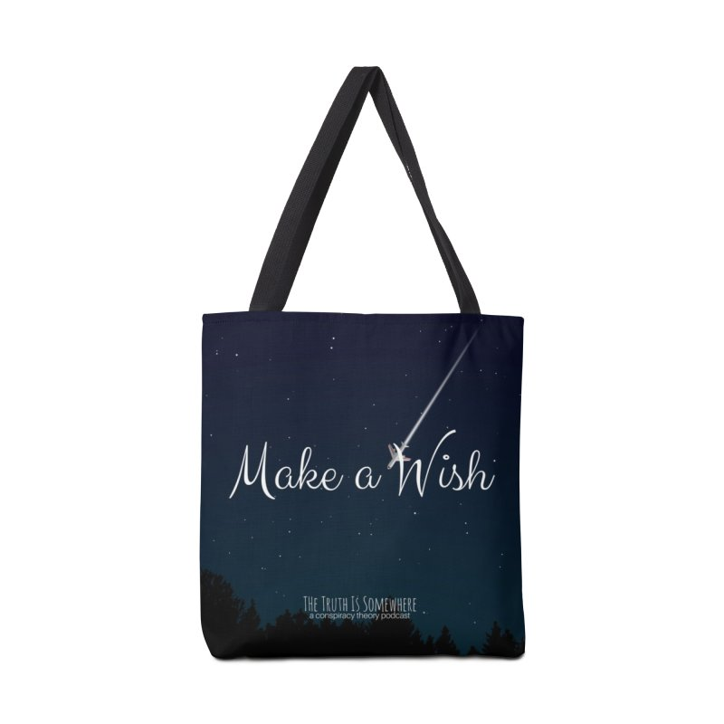Make a Wish Accessories Tote Bag Bag by The Truth Is Somewhere