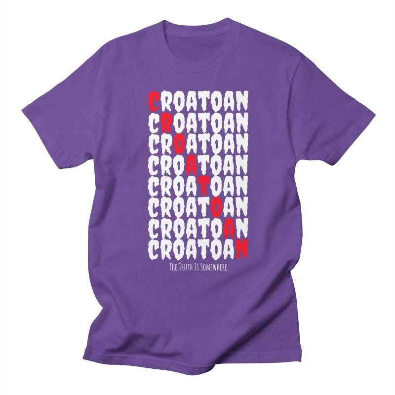 Croatoan Dark Women's T-Shirt by The Truth Is Somewhere