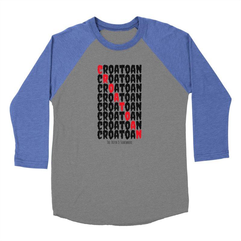 Croatoan Light Women's Longsleeve T-Shirt by The Truth Is Somewhere