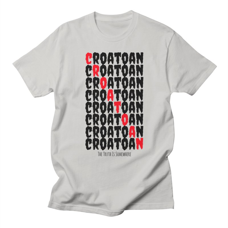 Croatoan Light Men's T-Shirt by The Truth Is Somewhere