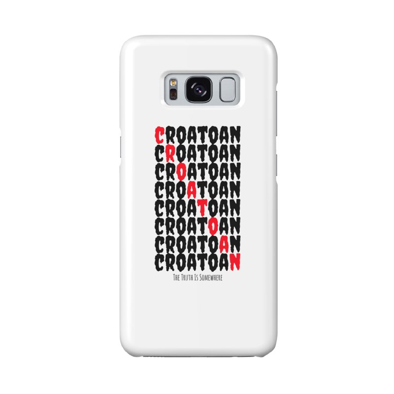 Croatoan Light Accessories Phone Case by The Truth Is Somewhere
