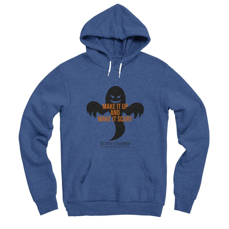 Based on a True Story Women's Pullover Hoody by The Truth Is Somewhere