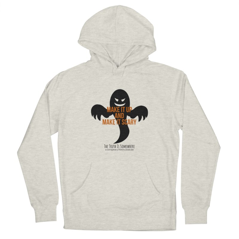Based on a True Story Men's French Terry Pullover Hoody by The Truth Is Somewhere