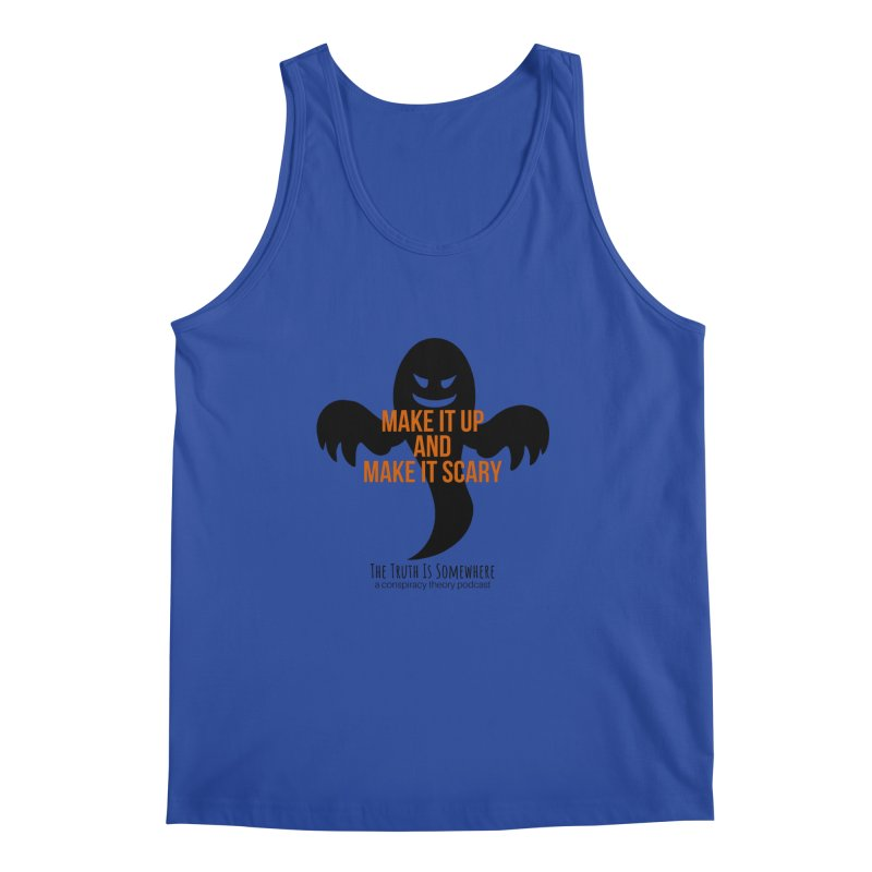 Based on a True Story Men's Regular Tank by The Truth Is Somewhere