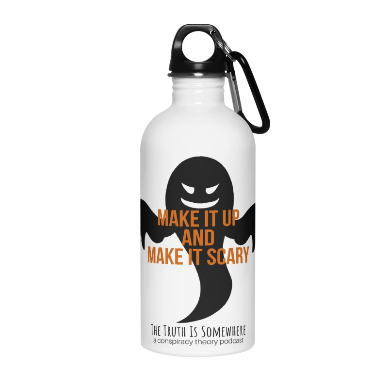 Based on a True Story Accessories Water Bottle by The Truth Is Somewhere