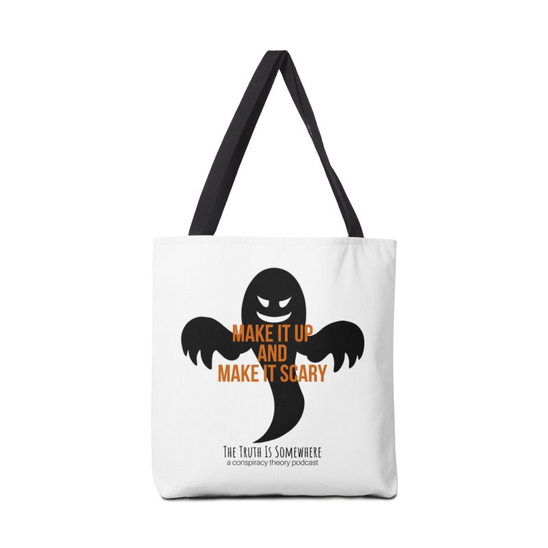 Based on a True Story Accessories Tote Bag Bag by The Truth Is Somewhere