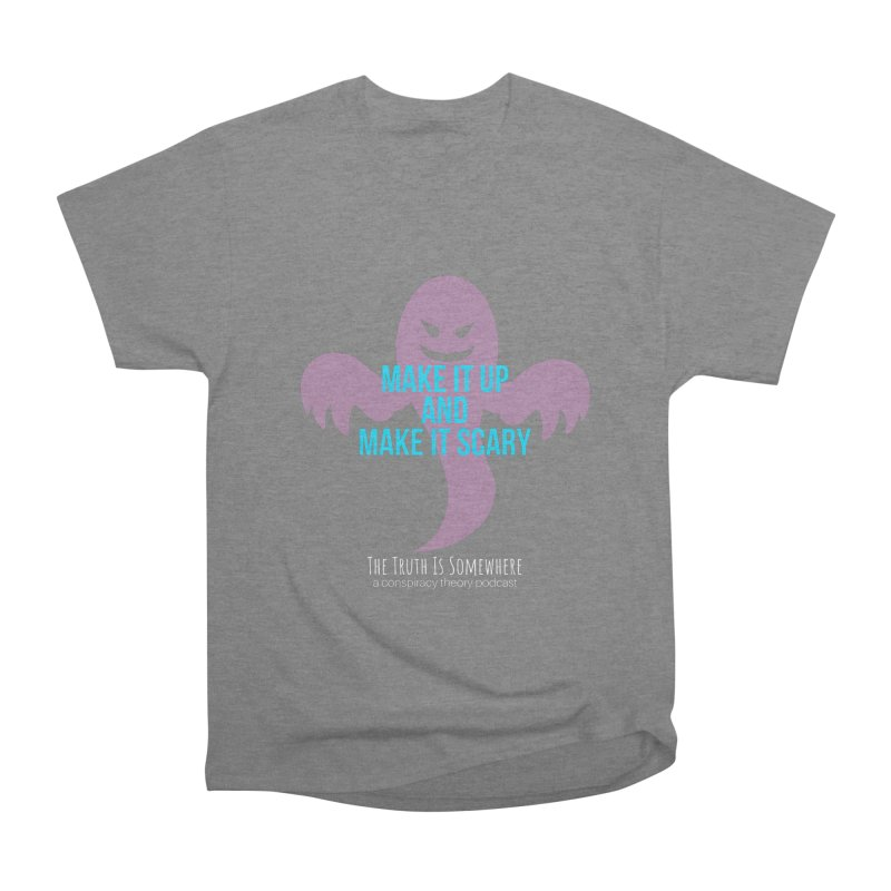 Based on a True Story (Dark BG) Women's T-Shirt by The Truth Is Somewhere