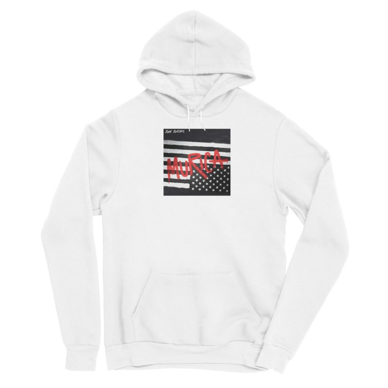 'Murica Men's Pullover Hoody by The Turbos Merch Stand
