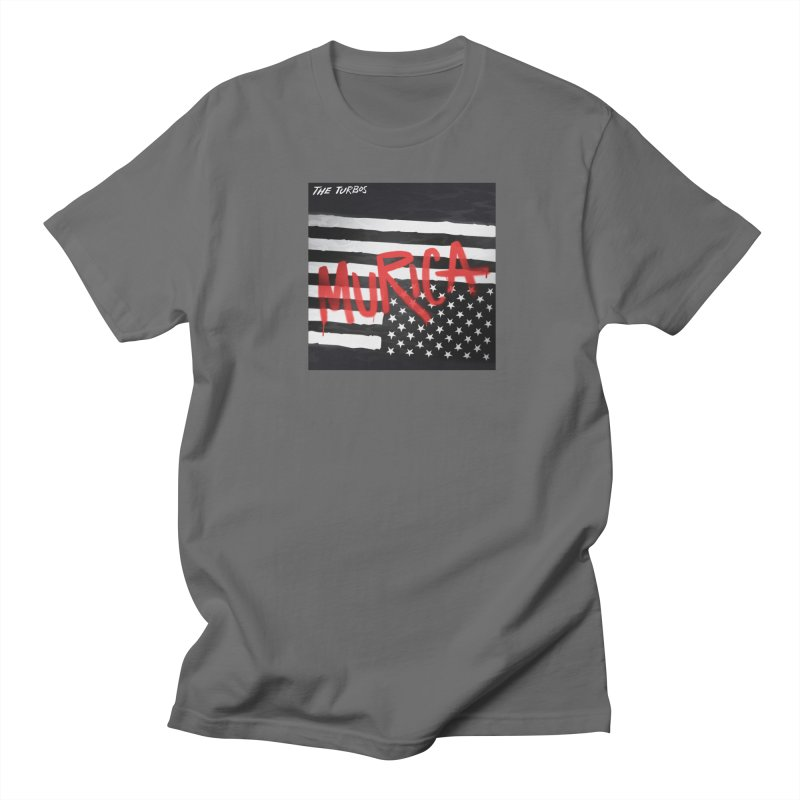 'Murica Men's T-Shirt by The Turbos Merch Stand