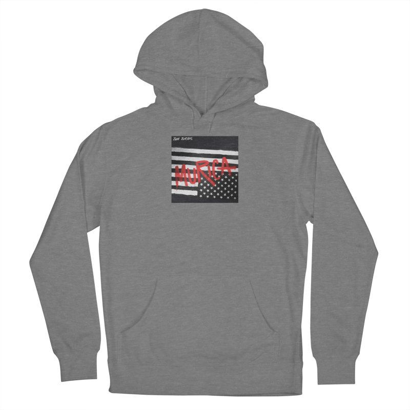 'Murica Women's Pullover Hoody by The Turbos Merch Stand