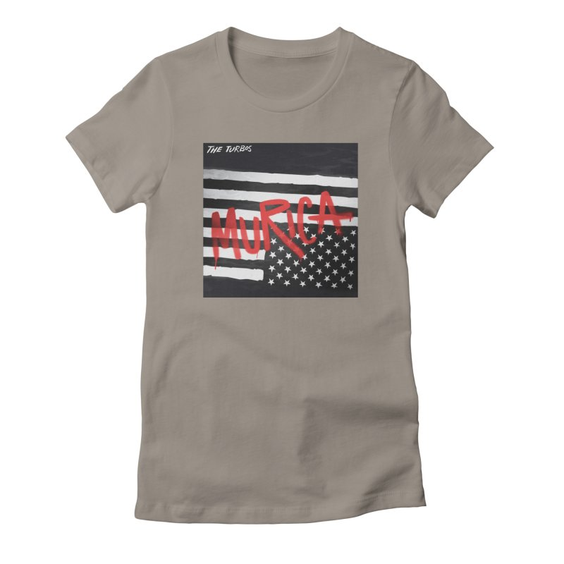 'Murica Women's T-Shirt by The Turbos Merch Stand