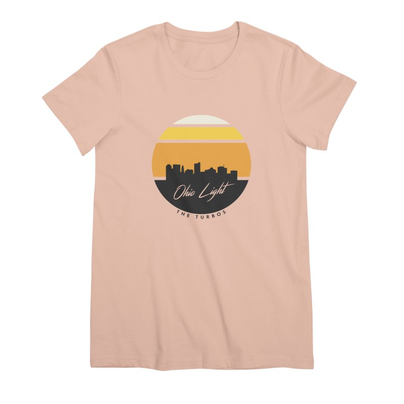 Ohio Light Women's Premium T-Shirt by The Turbos Merch Stand
