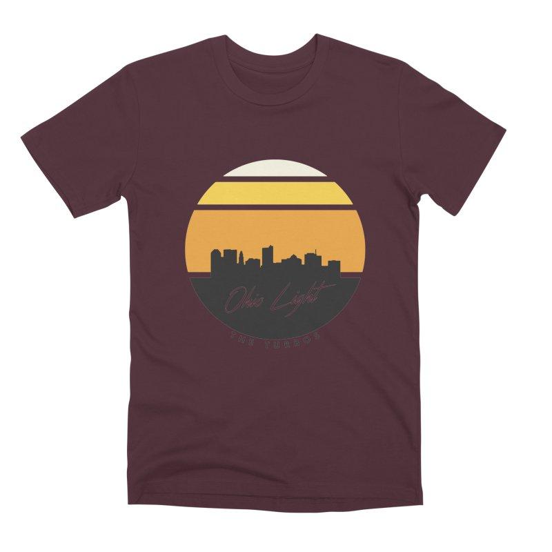 Ohio Light Men's Premium T-Shirt by The Turbos Merch Stand