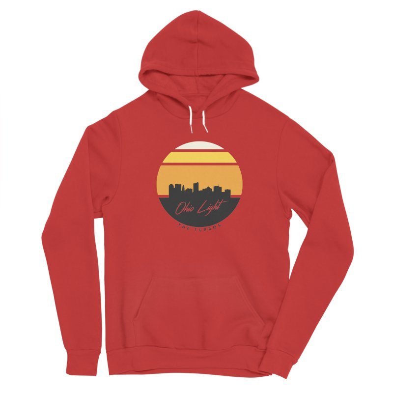 Ohio Light Men's Pullover Hoody by The Turbos Merch Stand