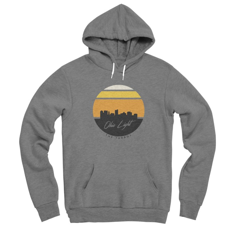 Ohio Light Women's Sponge Fleece Pullover Hoody by The Turbos Merch Stand