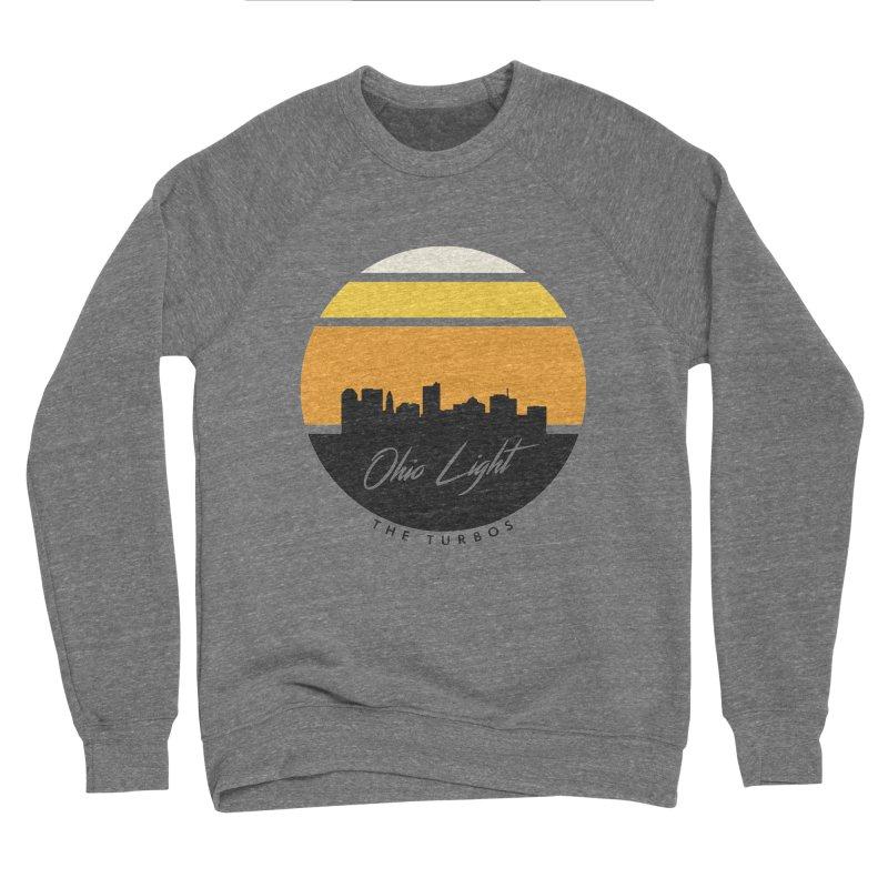 Ohio Light Men's Sponge Fleece Sweatshirt by The Turbos Merch Stand