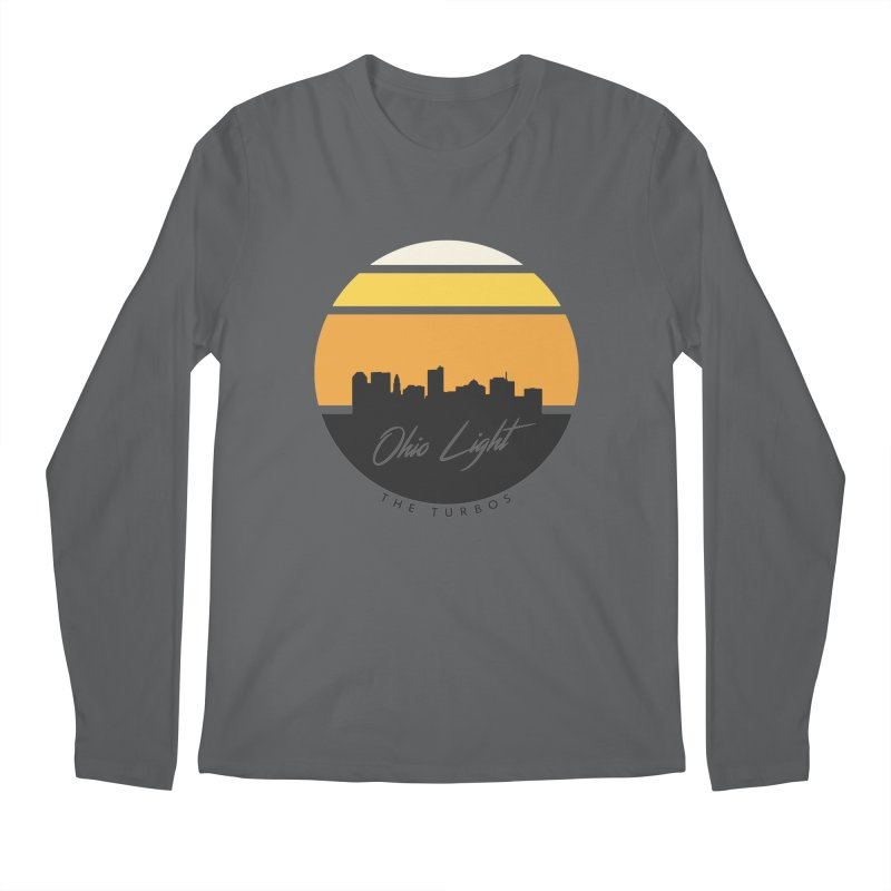 Ohio Light Men's Longsleeve T-Shirt by The Turbos Merch Stand