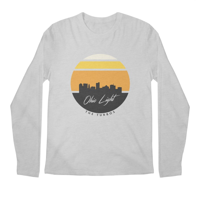 Ohio Light Men's Regular Longsleeve T-Shirt by The Turbos Merch Stand