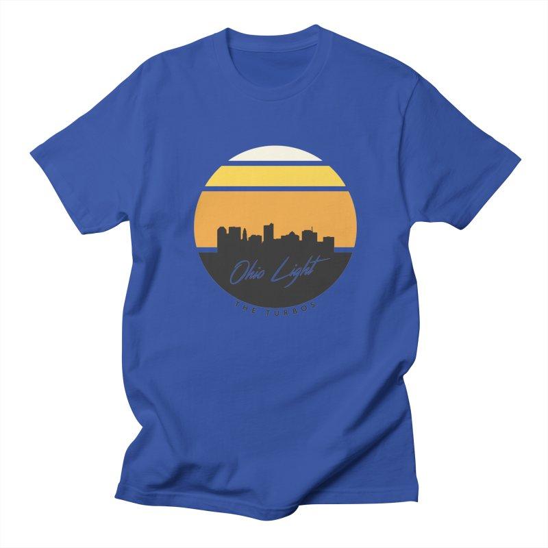 Ohio Light Men's Regular T-Shirt by The Turbos Merch Stand