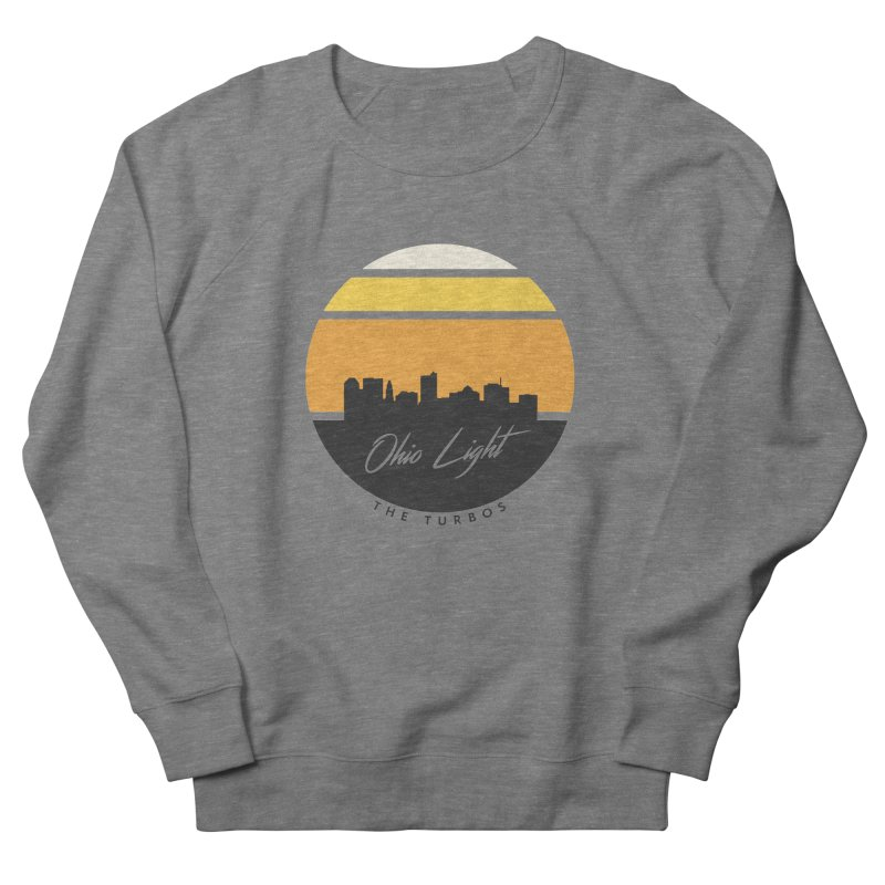Ohio Light Men's French Terry Sweatshirt by The Turbos Merch Stand
